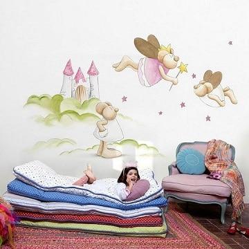 Ideas de colores en cuartos pintados para ni os como - Cuartos de ninos pintados ...