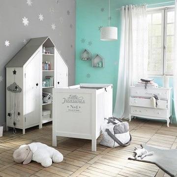 dormitorios azules y grises ideas