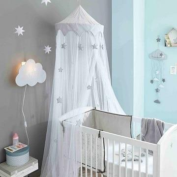dormitorios azules y grises para bebes