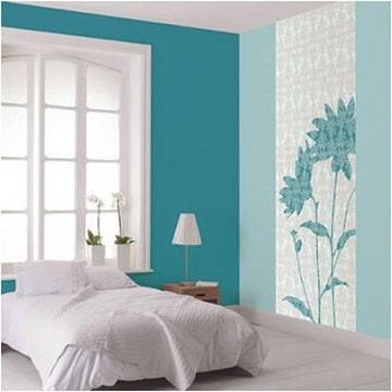 Hermosos adornos en habitaciones color turquesa como for Que puedo hacer para decorar mi cuarto
