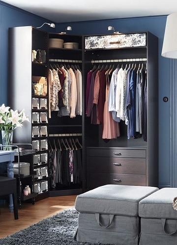 imagenes de closets modernos ideas