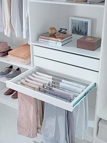 imagenes de closets modernos para hombre