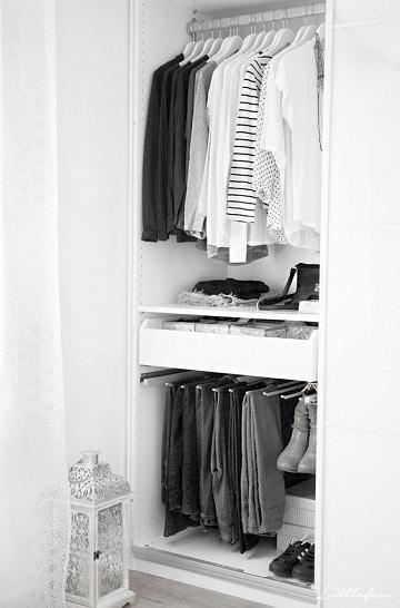 imagenes de closets modernos pequeños