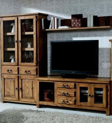 Dise os decoracion e imagenes de muebles para tv como for Muebles tv vintage