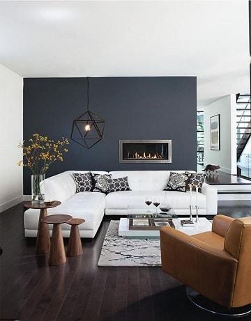 modelos de sala de estar modernos