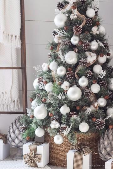 arbolitos navideños decorados 2017