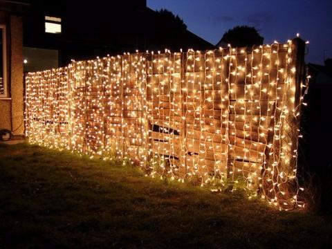 cortinas de luces para bodas civiles