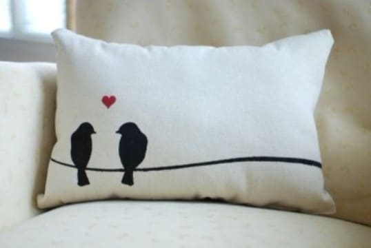 Algunos originales dise os de fundas para almohadas como for Disenos de cojines