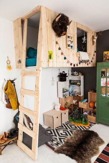 habitaciones decoradas para niños original