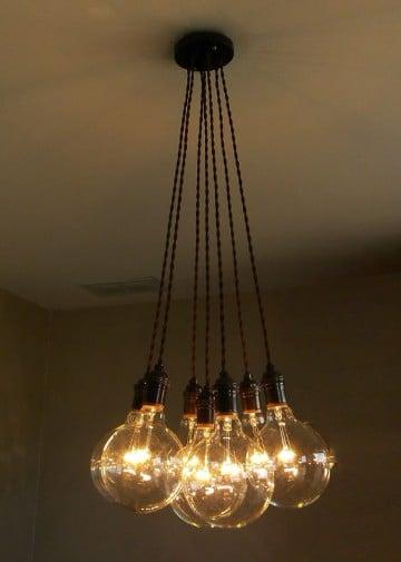 lamparas de techo para cuartos originales