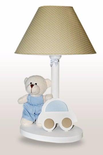 lamparas para cuartos de niños de ositos