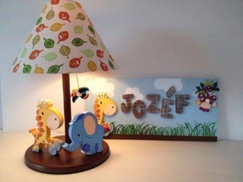 lamparas para cuartos de niños pequeños
