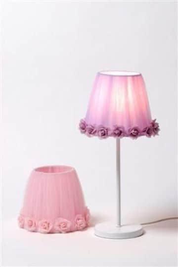 lamparas para habitacion de niña para mesa