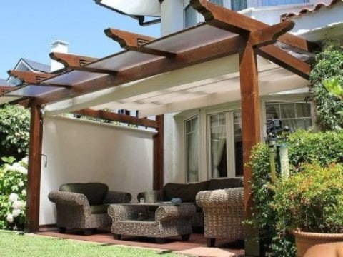 modelos de terrazas para casas con muebles