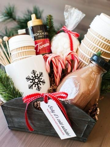 regalos para año nuevo para el frio