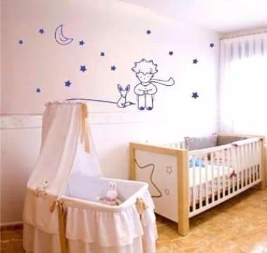 vinilos decorativos para bebes del principito