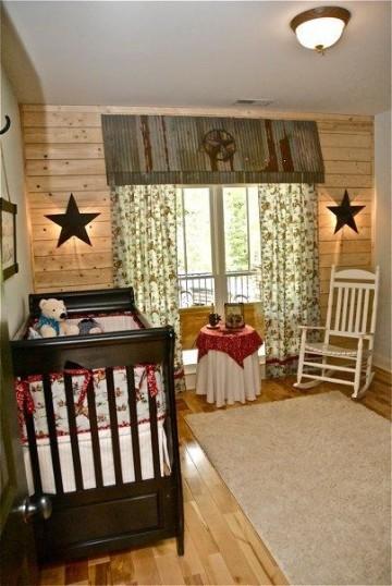 cortinas para bebes varones de vaqueros