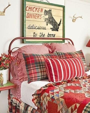 cuadros vintage para dormitorios creativos