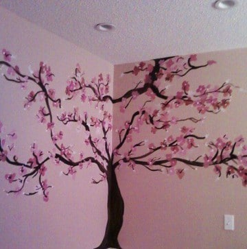 Originales y grandes dibujos para decorar cuartos como - Imagenes para decorar paredes ...