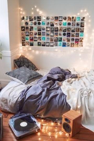 dormitorios vintage blanco para jovenes