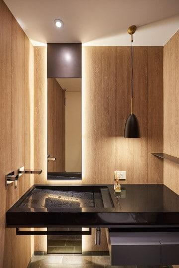 espejos para baño con luz artificial