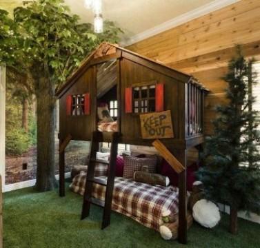 imagenes de cuartos para niños creativos