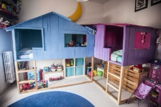 imagenes de cuartos para niños en casa