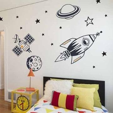 imagenes de cuartos para niños sencillos