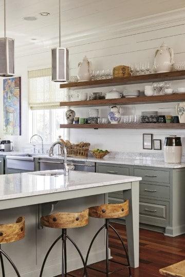 repisas de madera para cocina como hacer