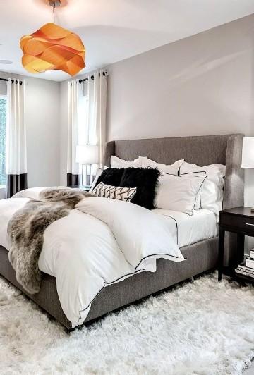 Diversos y originales tipos de alfombras para dormitorios - Alfombras para dormitorio ...