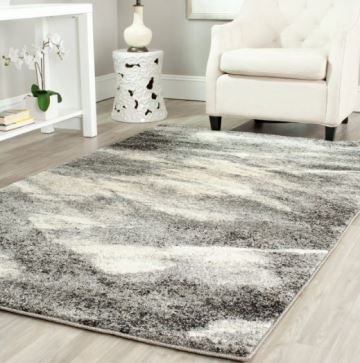 alfombras de lana modernas para salas