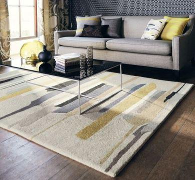 alfombras de lana modernas