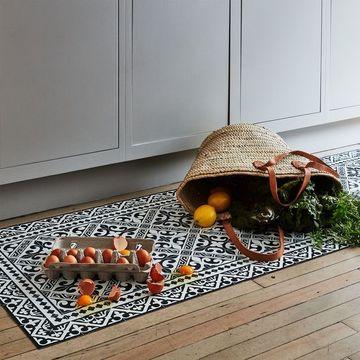 alfombras de vinilo para cocina impermeable