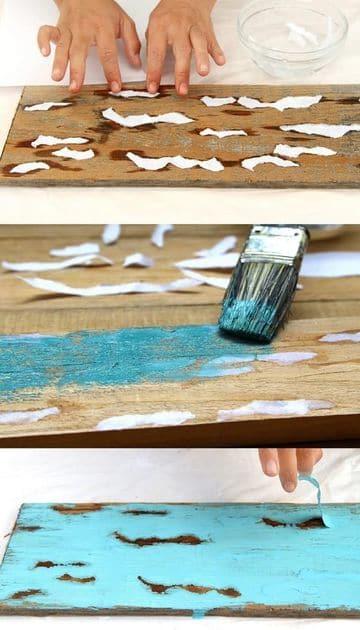 Tonos y consejos sobre como pintar muebles rusticos como - Tecnicas de pintar muebles ...