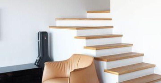 Algunos Diseños De Escaleras Pequeñas Para Interiores