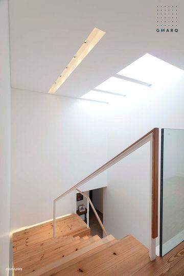 escaleras pequeñas para interiores segundo piso