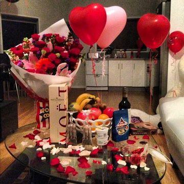 habitaciones decoradas de amor celebracion romantica