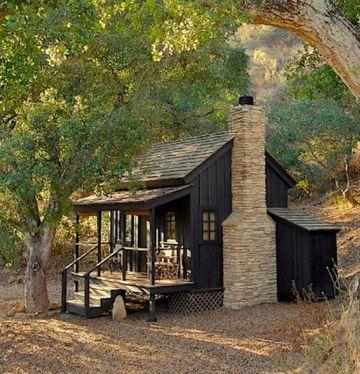Diferentes decoraciones y modelos de caba as campestres for Modelos de cabanas rusticas