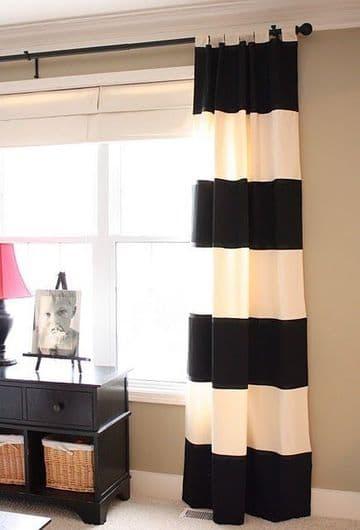 modelos de cortinas para dormitorios modernos
