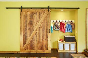 puertas correderas para vestidores rustica