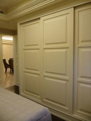 puertas correderas para vestidores