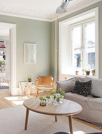 Sugerencias en colores de moda para paredes de salones - Colores de moda para pintar paredes ...