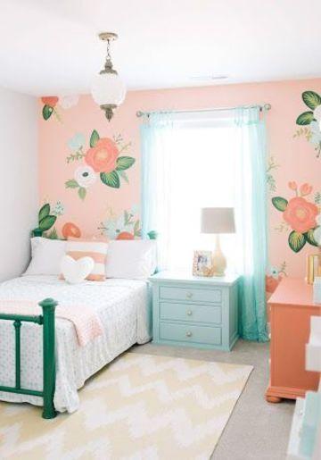Hermosa y original decoracion de cuartos infantiles | Como decorar ...