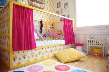 decoracion de cuartos infantiles unisex