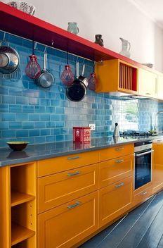 decoracion de interiores cocinas espaciosa