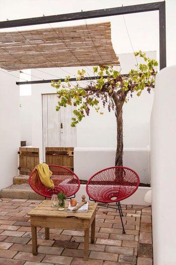decoracion de patios interiores casas