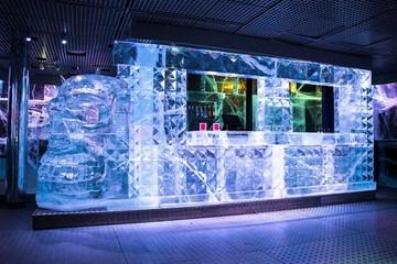 decoraciones de bares modernos de hielo