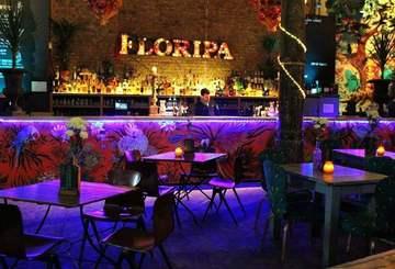 decoraciones de bares modernos tematico
