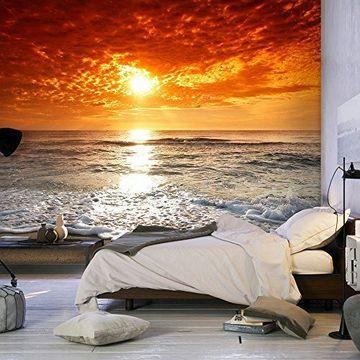 decoraciones para paredes de habitaciones amanecer