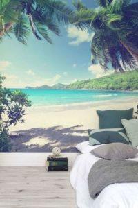 decoraciones para paredes de habitaciones playa